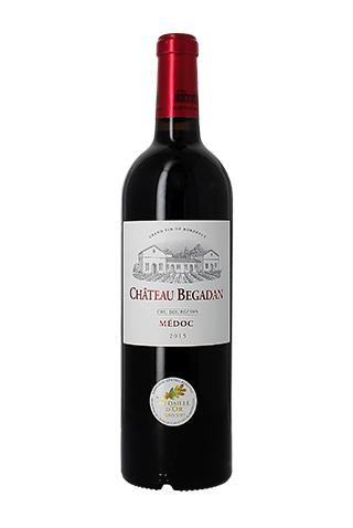 Chateau Begadan 2015 Cru Bourgeois Medoc 13% Low Stock Only 4 bottles Left