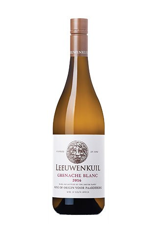 Leeuwenkuil Grenache Blanc 2016 Voor-Paardeberg South Africa 12.5% - LOW STOCK - only 5 bottles left